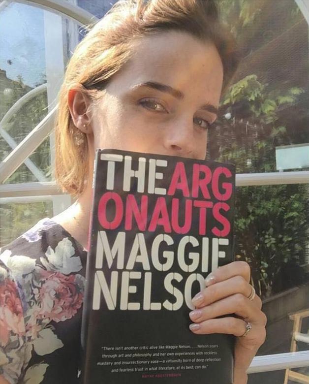 "Maggie Nelson ""The Argonatuts"" • Los libros de Emma Watson en The Singular Blog • www.thesingularblog.com"
